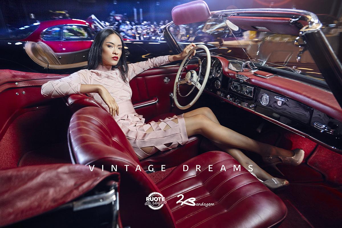 Vintage Dreams - 2bandagem campaign in Ruote da Sogno