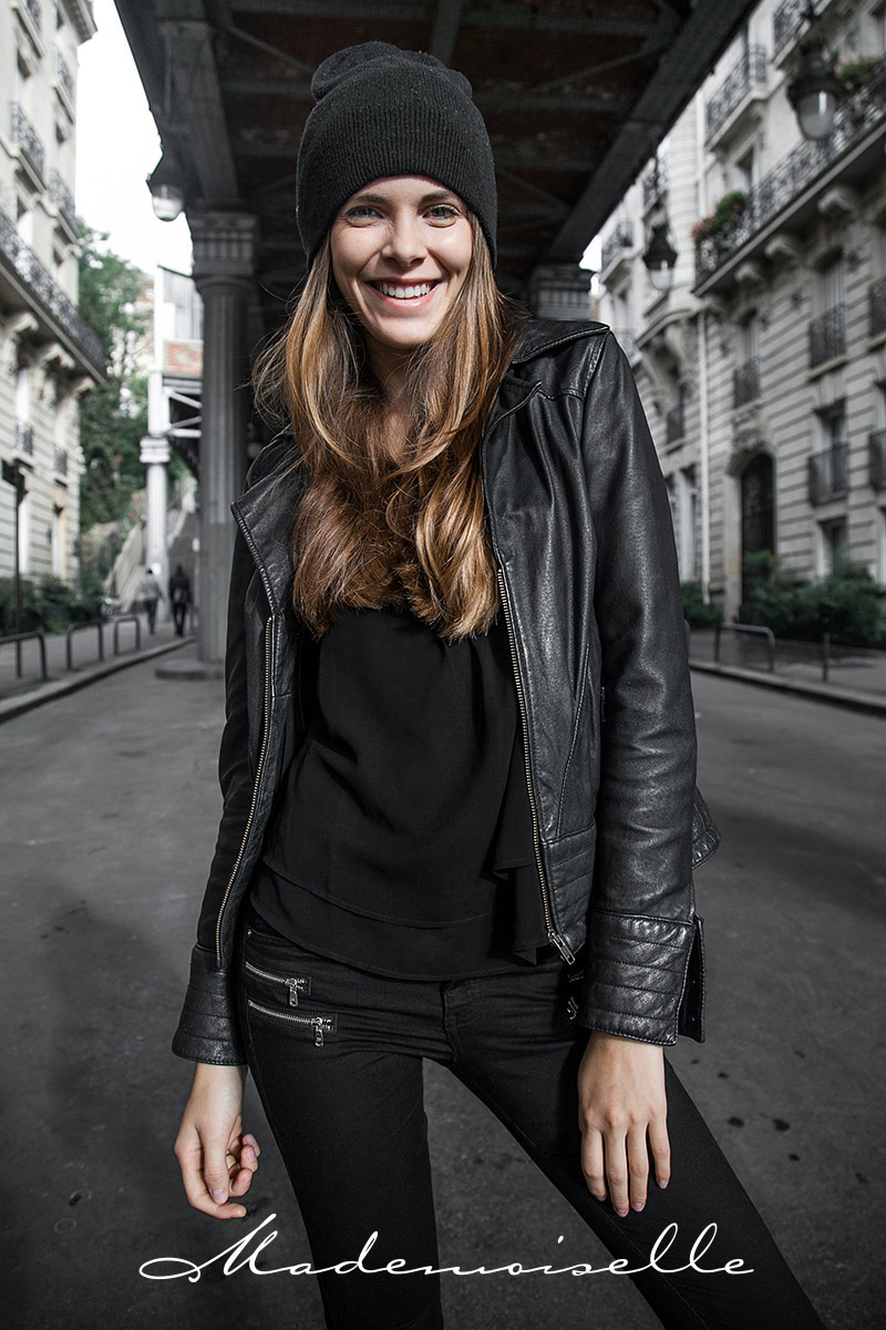 Mademoiselle agency modeltest by Alex Kipenko